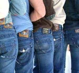 Eton jeans 1