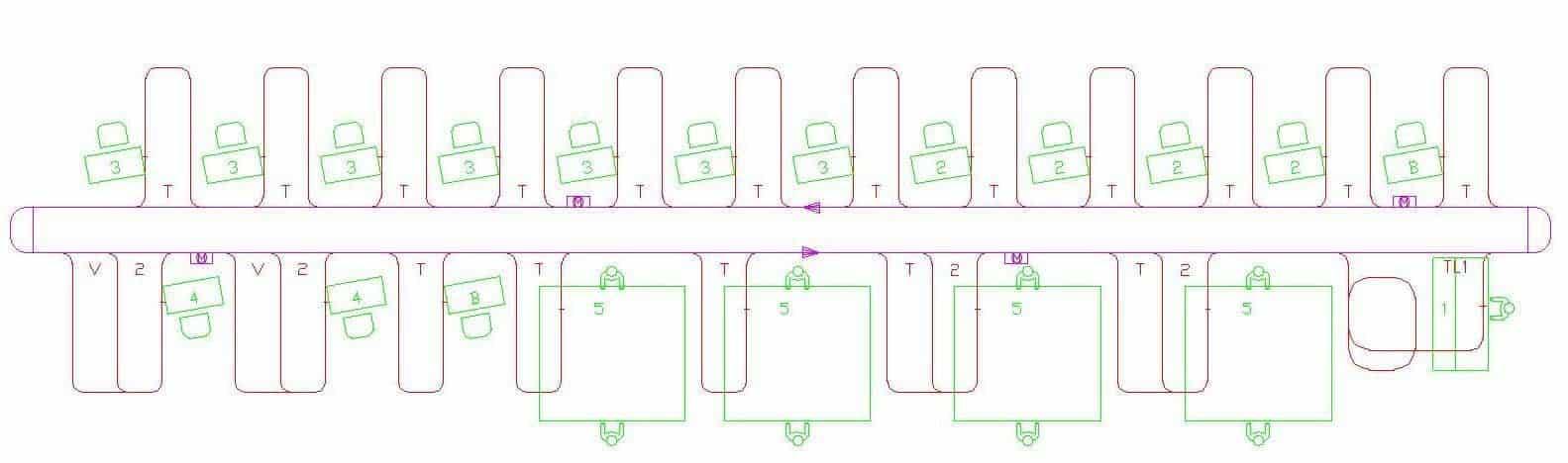 Eton sheet layout